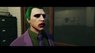 The Arkham Knight GTA V Trailer - Dark Knight Remake / Parody in 'GTA V vs Batman'