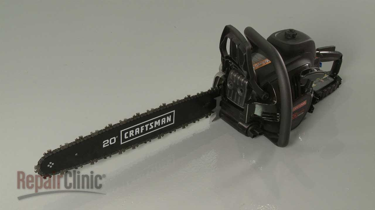 Craftsman Chainsaw Disassembly Chainsaw Repair Help