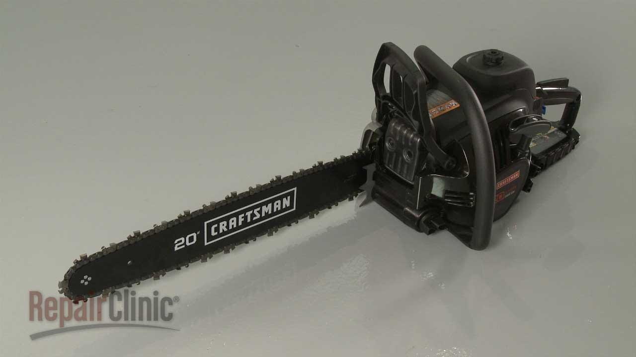 Craftsman 358 Chainsaw