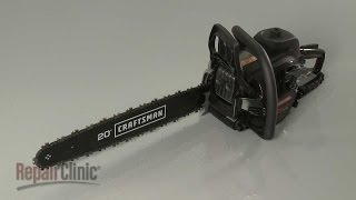 Craftsman Chainsaw Disassembly – Chainsaw Repair Help