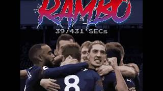 Game | WHAT A GOAL! Aaron Ramsey scores a worldie 8 bit Arcade Game Special | WHAT A GOAL! Aaron Ramsey scores a worldie 8 bit Arcade Game Special
