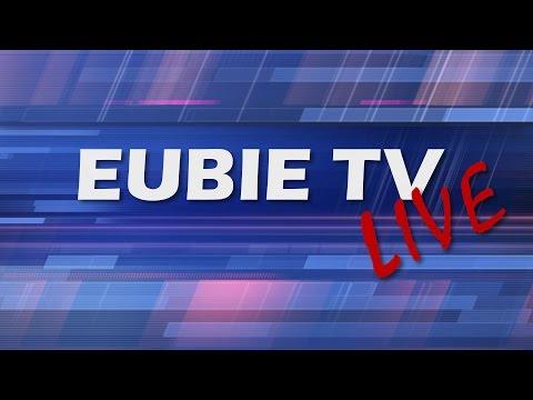 EubieTV, Thursday, March 15th, 2018.