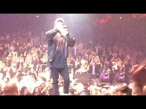 The Weeknd in Toronto - Drake surprise appearance 05/26/17
