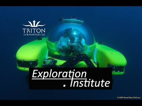 Patrick Lahey of Triton Submarines talks about private submarines