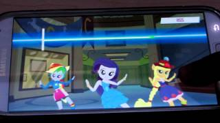 [MLP:FiM] Equestria Girls Dance Game [Gameplay]