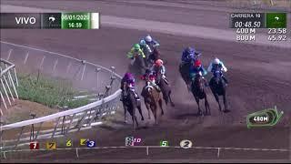 Vidéo de la course PMU PREMIO PODADORA (INTERNET)