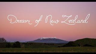 Dream of New Zealand 4K