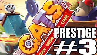 WOW PRESTIGED AGAIN! 3RD TIME! - C.A.T.S. Crash Arena Turbo Stars