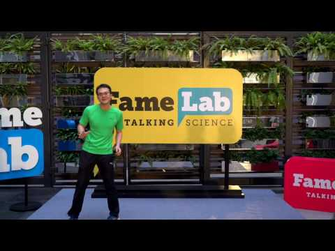FameLab HK 2017 Grand Final 2nd Runner Up: Exercising Wisdom by Corey Nelson