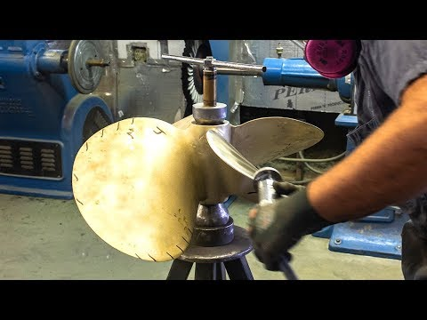 Boat Propeller Repair And Reconditioning