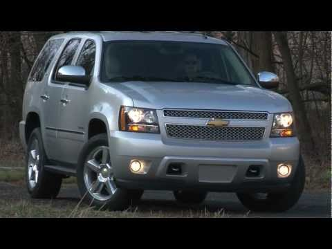 2012 Chevrolet Tahoe - Drive Time Review with Steve Hammes | TestDriveNow