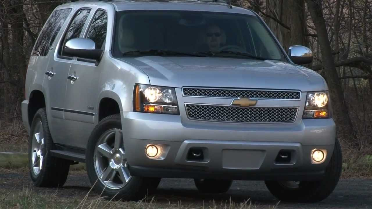 2012 Chevrolet Tahoe - Drive Time Review with Steve Hammes ...