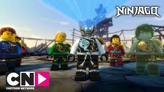 Ninjago I Ninjalar Kaçıyor I Cartoon Network Türkiye