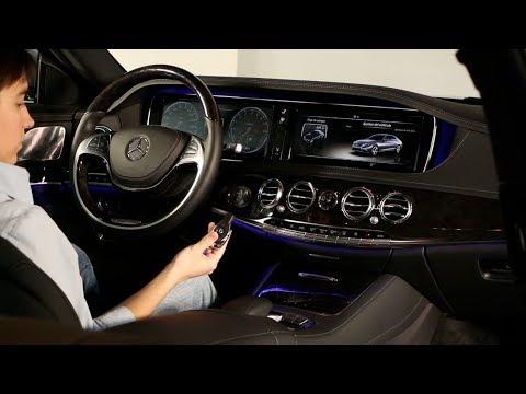 Mercedes benz clase s modelo 2014 versi n de batalla for Interior mercedes clase a