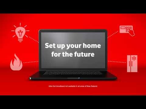 Broadband - Vodafone Ultra fast 100