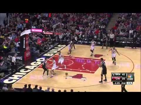 HD Brooklyn Nets vs Chicago Bulls Full Highlights December 30, 2014 NBA Season 2014 15