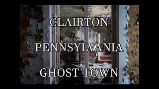 Clairton Pa. --- An Abandoned City