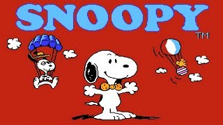 Snoopy's Silly Sports Spectacular NES/Dendy Gameplay [167]