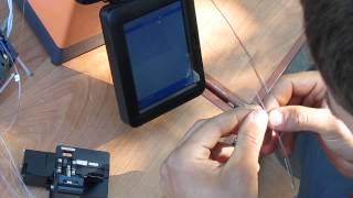 Сварка оптического волокна(, 2014-07-16T13:11:11.000Z)