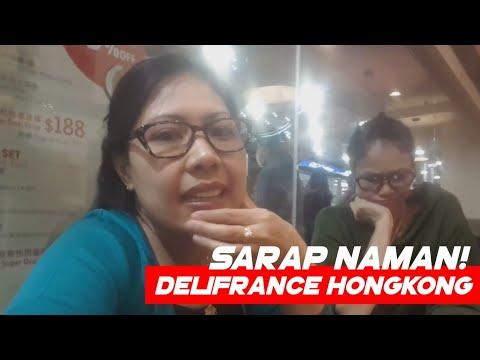 HELLO VLOG !!!/ WELCOME TO MY GUY'S 😊😊/ DELIFRANCE HONGKONG/