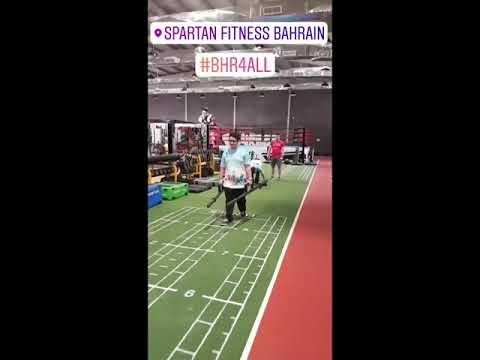 Bhr4All #Session 7 at #Spartan Fitness Bahrain #Health and #Wellness for All!