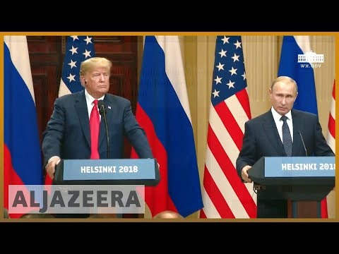 🇺🇸 🇷🇺 Trump concealed details of Putin meeting: Report l Al Jazeera English
