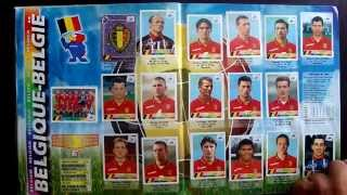 MY PANINI ALBUM WORLD CUP FRANCIA 1998