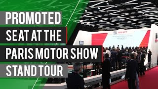 Promoted: Seat At The Paris Motor Show