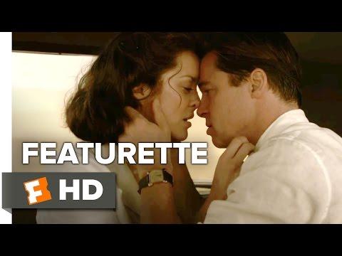 Allied Featurette - Cast ( 2016) - Brad Pitt Movie