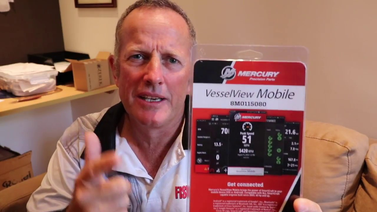 Save money with a Mercury VesselView Mobile install.