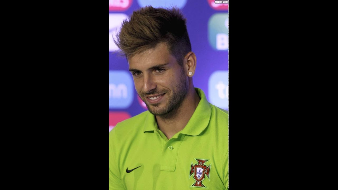 Miguel veloso hairstyles for men amazing hair 2016 youtube for Miguel veloso