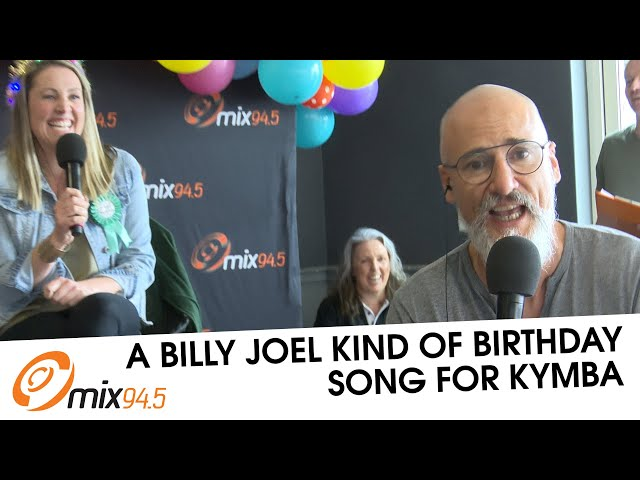 A Billy Joel Kind Of Birthday Song | mix94.5