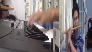 Đệm piano rumba balat :Ơn nghĩa sinh thành . Dạy đàn piano organ 0977369565