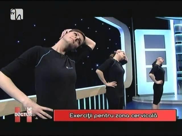 exerciții video pentru prevenirea varico