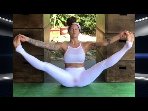 Yoga Star Proudly Shares Menstrual Stain? from YouTube · Duration:  2 minutes 31 seconds