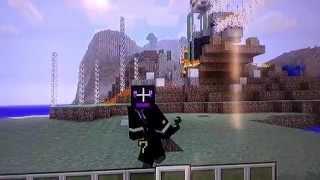 Harry Nilsson- Gotta Get Up. Minecraft dance.