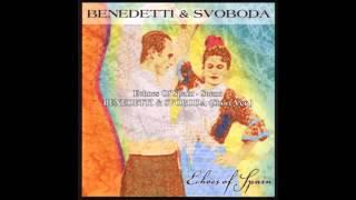 Echoes Of Spain - 09.  Sueno : Benedetti & Svoboda