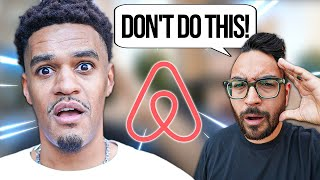 5 AIRBNB Mistakes to Avoid w/ Super Host RoBuilt