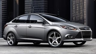 2013 Ford Focus Sedan Start Up and Review 2.0 L 4-Cylinder(Start Up and Review of the 2013 Ford Focus Sedan Powertrains: 2.0 L 4-Cylinder with 6-Speed Auto or Manual Features: Leather Seats, Leather Wrapped ..., 2012-11-20T21:37:44.000Z)