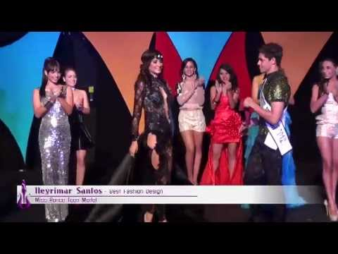 Miss Teen Model Puerto Rico 2012 - Fashion Competition