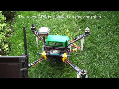 Review, test and setup tutorial of RTK XL GPS from Drotek