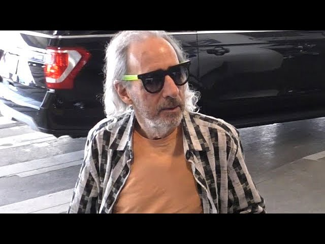 Comedy Superstar Harry Shearer Refuses To Work On The Stairs