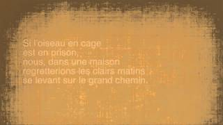 La strada (Le grand chemin) - Lucienne Delyle - 78 tours