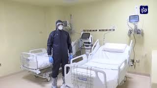 وزير الصحة: المصابون بفيروس كورونا يتمتعون بصحة جيدة 27/3/2020