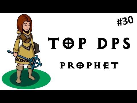 Top DPS - Prophet - Смертоносный бафер!