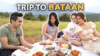TRIP TO BATAAN WITH FAMILY! | IVANA ALAWI