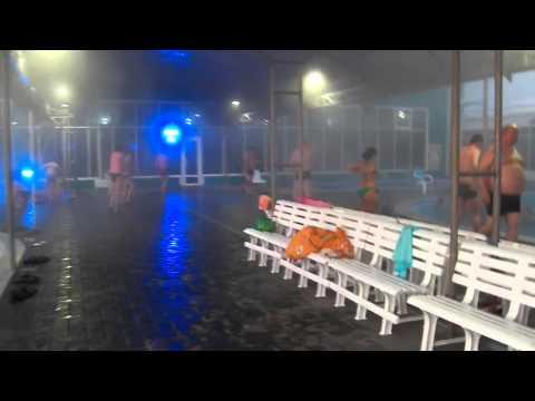 Новый бассейн с. Казьминское