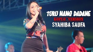 Download lagu Syahiba Saufa - Turu Nang Dadane (Official LIVE)