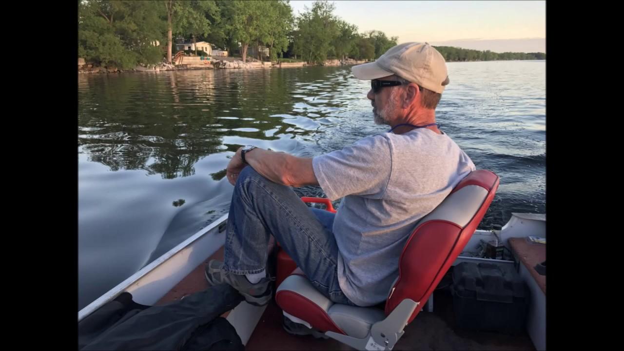 Lake champlain maquam shore late day fishing 2017 for Lake champlain fishing report