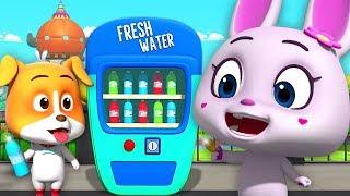 penjual mesin   Video loconuts untuk anak-anak   Vending Machine   pertunjukan di indonesia